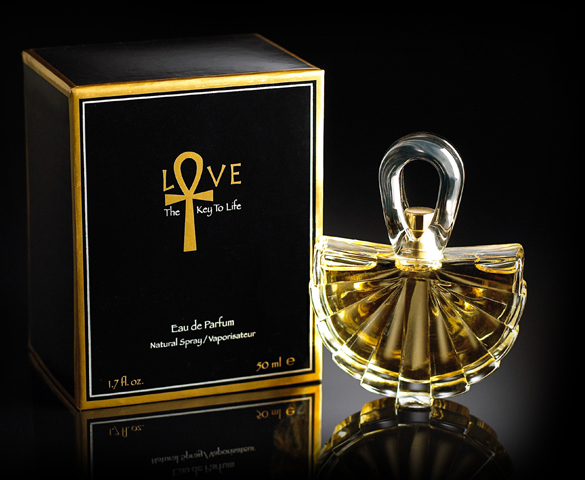 Love, The Key To Life – Fragrance