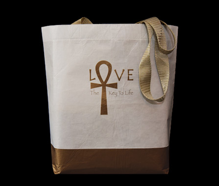 Love, The Key To Life – Tote Bag